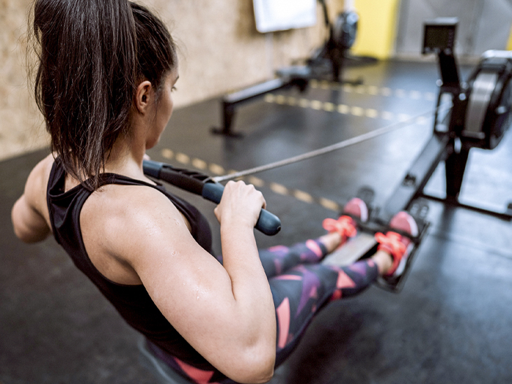 Merits Of Using a Rowing Machine