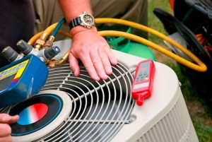 The climate control system for home