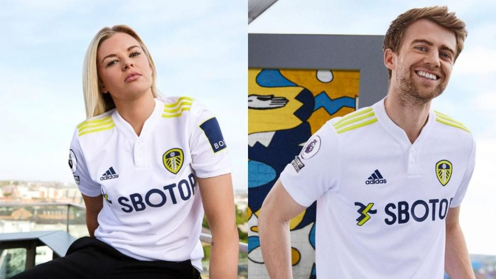 Buy Top Quality Leeds United Clothing Online